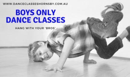Boys only hip hop classes wahroonga dance studio