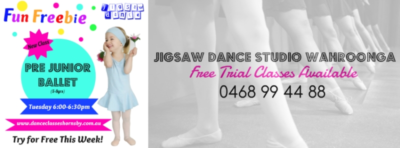 North Shore Dance Class trials for free