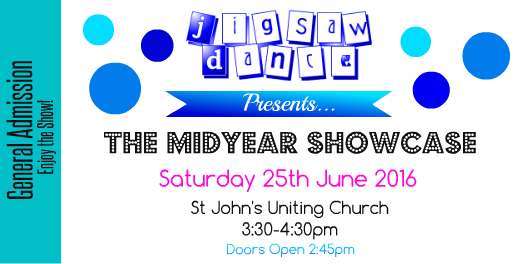 Jigsaw Dance Wahroonga Dance Showcase
