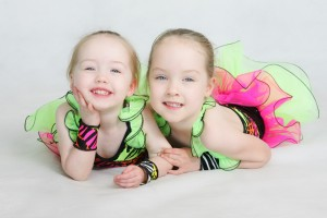 Happy children in Hornsby dance studio