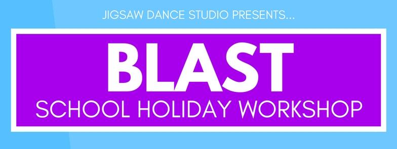 Blast Kids Holiday Dance Workshop_header