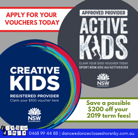 Creative Kids Provider North Shore Dance Classes Hornsby Wahroonga